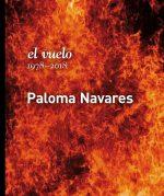 Portada Catálogo El fuego 1978-2018. Sala La Lonja, Zaragoza y MUSAC, León.